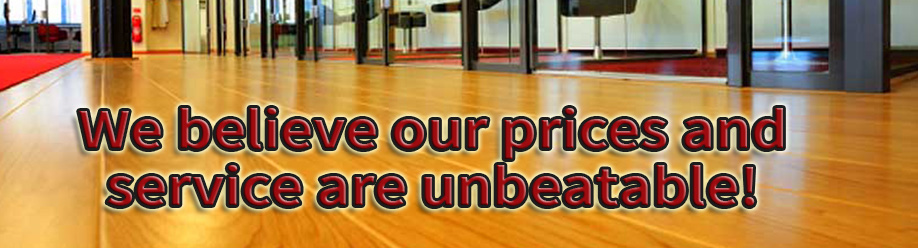 Commercial Carpets Nottingham - We believe our prices and service are unbeatable!